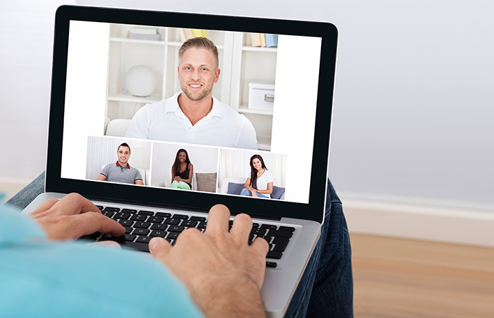 Do Online Aa Chat Rooms Help